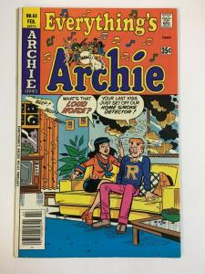 EVERYTHINGS ARCHIE (1969-1991)63 VF-NM Feb 1978 COMICS BOOK