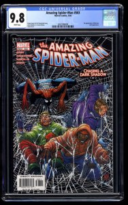 Amazing Spider-Man #503 CGC NM/M 9.8 White Pages