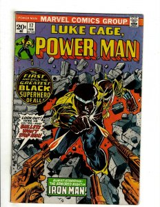 12 Power Man and Iron Fist # 17 30 31 32 37 49 51 52 53 55 56 57 Luke Cage RB11
