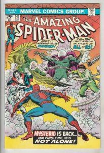 Amazing Spider-Man #141 (Feb-75) VF/NM High-Grade Spider-Man