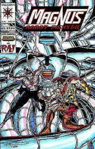 Magnus Robot Fighter (Valiant) #37 VF/NM; Valiant | save on shipping - details i