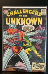 Challengers of the Unknown #12 (1960)