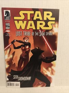 Star Wars lost tribe of the sith: spiral #5