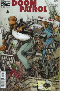 Doom Patrol (6th Series) #5A VF/NM; DC | save on shipping - details inside