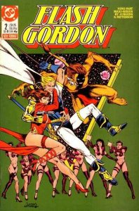 Flash Gordon (1988 series) #2, VF+ (Stock photo)