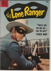 Lone Ranger, The #120 (Jun-58) VF/NM High-Grade The Lone Ranger, Tonto, Silver