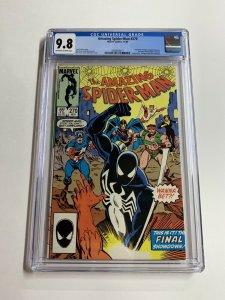 Amazing Spider-man 270 Cgc 9.8 Marvel Copper Age