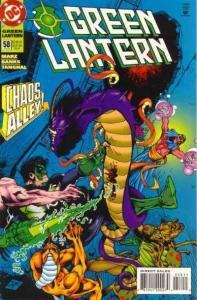 Green Lantern (1990 series) #58, NM- (Stock photo)