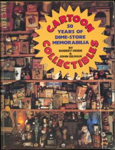 Cartoon Collectibles 1983-50 Years of Dime Store Memorabilia-Disney-Mickey-FN