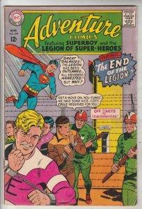 Adventure Comics #359 (Aug-67) VG/FN Mid-Grade Legion of Super-Heroes, Superboy