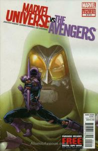 Marvel Universe Vs. The Avengers #2 VF; Marvel | save on shipping - details insi