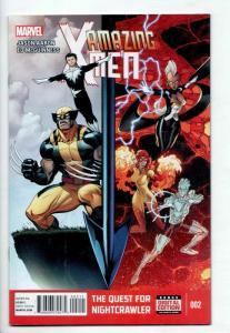 Amazing X-Men #2 (Marvel, 2014) VF/NM