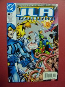 JLA INCARNATIONS #6  VF/NM OR BETTER DC COMICS
