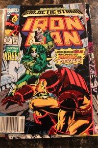 IRON MAN #279 (Marvel,1992) Condition FN/VF