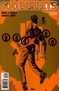 100 Bullets #73 VF/NM; DC/Vertigo | save on shipping - details inside