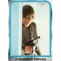 1980 Topps Star Wars The Empire Strikes Back A WARRIOR DRIVEN #212 EX/MT