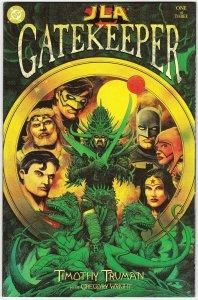 JLA Justice League Of America Gatekeeper #1 (DC, 2001) VF/NM