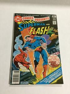 DC Comics Presents 1 Vf Very Fine 8.0