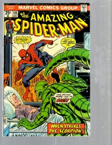 Amazing Spider-Man # 146 NM- Marvel Comic Book MJ Vulture Goblin Scorpion TJ1