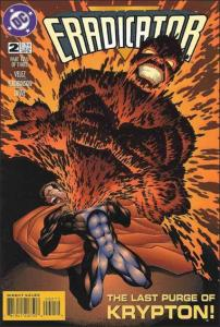 DC ERADICATOR #2 VF/NM