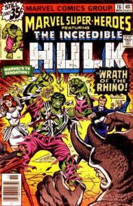 Marvel Super-Heroes (Vol. 1) #76 FN; Marvel | save on shipping - details inside