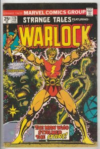 Strange Tales #178 (Feb-75) VF/NM High-Grade Adam Warlock