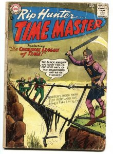 RIP HUNTER TIME MASTER #16-Silver-Age DC G