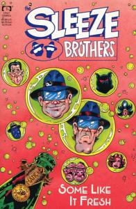 Sleeze Brothers, The (2nd Series) #1 VF/NM; Epic | save on shipping - details in