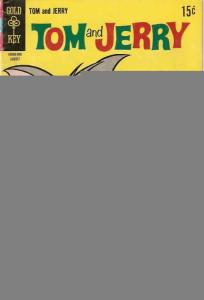 Tom & Jerry Comics #246 FN; Dell | save on shipping - details inside
