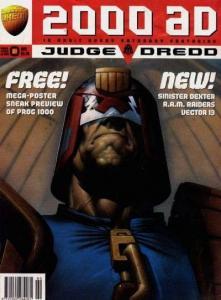2000 AD (1987 series) #990, NM- (Stock photo)