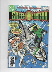 GREEN LANTERN #187, VF/NM, Space Shuttle, 1960 1985, more DC in store