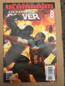 Ultimate Power #8 (2007)