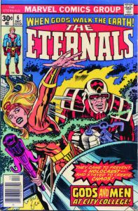 Eternals, The #6 VG; Marvel | low grade comic - save on shipping - details insid