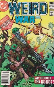 Weird War Tales #101