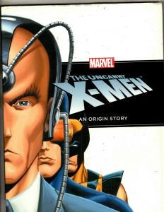 Uncanny X-Men An Origin Story, The Punisher HARDCOVER Marvel Graphic Novels J342