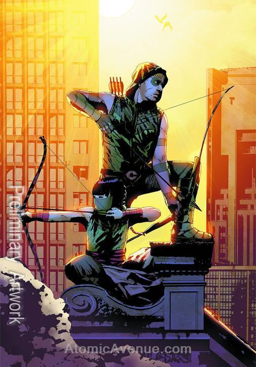 Green Arrow (5th Series) TPB #6 VF/NM; DC | save on shipping - details inside