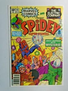 Spidey Super Stories #45 Mysterio 1st Series 4.0 VG (1980)