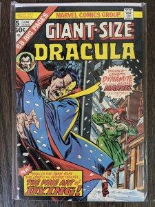 Giant-Size Dracula #5 (1975)