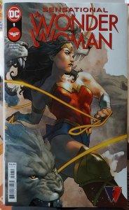 Sensational Wonder Woman #1 (2021) NM