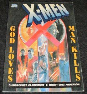 X-Men: God Loves Man Kills (1994)