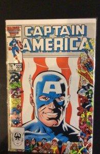 Captain America #323 (1986)