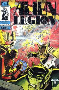 Alien Legion (Vol. 1) #7 VF/NM; Epic   save on shipping - details inside