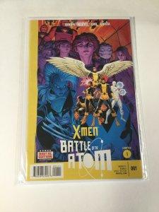 X-men Battle Of The Atom Chpter 1 10 Nm Near Mint Marvel