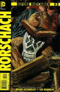 Before Watchmen: Rorschach #3 VF/NM; DC | save on shipping - details inside