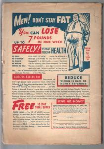 Ten Detective Aces 9/1948-Norman Saunders-hardboiled crime pulp-VG