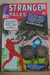 Strange Tales #113, Dick Ayers Art