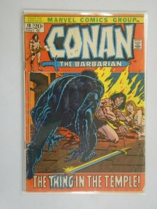 Conan the Barbarian #18 3.0 GD VG (1972 Marvel)