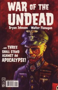 War of the Undead #1 VF; IDW | save on shipping - details inside