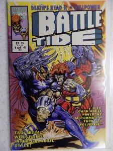 BattleTide (UK) #1 (1992)