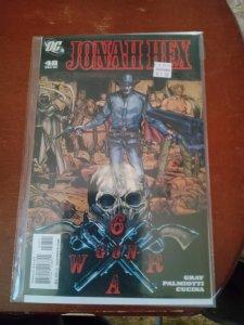 Jonah Hex #48 (2009)